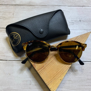Primary Photo - BRAND: RAY BAN STYLE: SUNGLASSES COLOR: BROWN SKU: 176-17641-39167