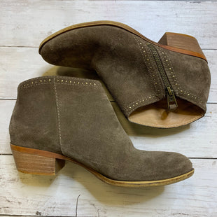Primary Photo - BRAND: LUCKY BRAND STYLE: BOOTS ANKLE COLOR: TAUPE SIZE: 6.5 SKU: 176-176140-3249