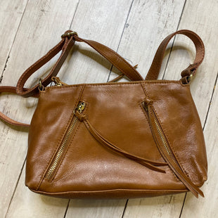 Primary Photo - BRAND: JOES JEANS STYLE: HANDBAG LEATHER COLOR: BROWN SIZE: SMALL SKU: 176-176140-1439