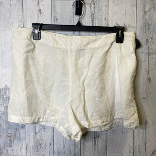 Primary Photo - BRAND: A NEW DAY STYLE: SHORTS COLOR: WHITE SIZE: 1X SKU: 176-176140-2769