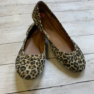Primary Photo - BRAND: LUCKY BRAND STYLE: SHOES FLATS COLOR: ANIMAL PRINT SIZE: 9 SKU: 176-176121-21618