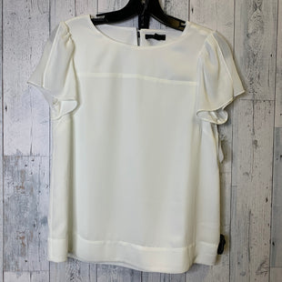 Primary Photo - BRAND: J CREW STYLE: TOP SHORT SLEEVE COLOR: WHITE SIZE: XS SKU: 176-176124-24227