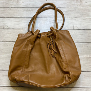 Primary Photo - BRAND: MICHAEL KORS STYLE: HANDBAG DESIGNER COLOR: BROWN SIZE: MEDIUM SKU: 176-176140-1663