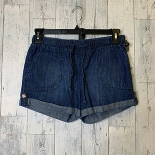 Primary Photo - BRAND:    CLOTHES MENTOR STYLE: SHORTS COLOR: DENIM SIZE: M OTHER INFO: WAX JEANS - SKU: 176-17684-47906