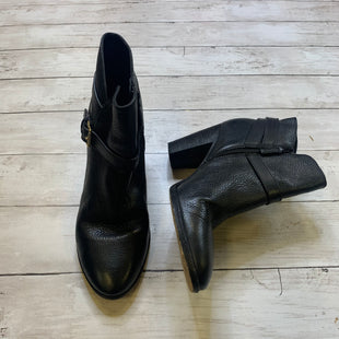 Primary Photo - BRAND: COLE-HAAN STYLE: BOOTS ANKLE COLOR: BLACK SIZE: 9.5 SKU: 176-176122-20529
