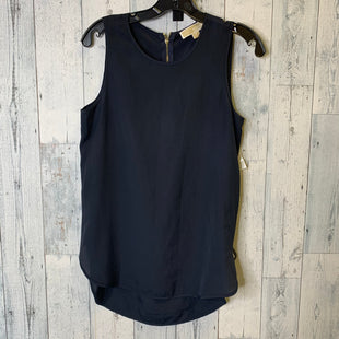 Primary Photo - BRAND: MICHAEL BY MICHAEL KORS STYLE: TOP SLEEVELESS BASIC COLOR: NAVY SIZE: M SKU: 176-176140-3030