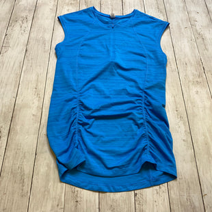 Primary Photo - BRAND: ATHLETA STYLE: ATHLETIC TANK TOP COLOR: BLUE SIZE: S SKU: 176-176114-36411