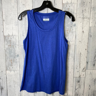 Primary Photo - BRAND: COLUMBIA STYLE: ATHLETIC TANK TOP COLOR: BLUE SIZE: M SKU: 176-17684-45013