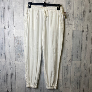 Primary Photo - BRAND: CLOTH AND STONE STYLE: PANTS COLOR: WHITE SIZE: S SKU: 176-176153-121