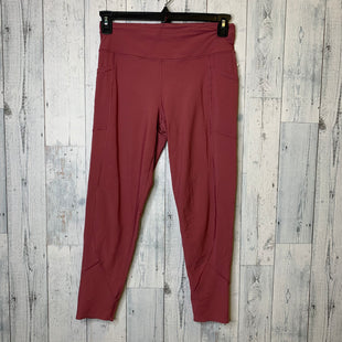 Primary Photo - BRAND: VICTORIAS SECRET STYLE: ATHLETIC PANTS COLOR: PINK SIZE: M SKU: 176-176124-24991