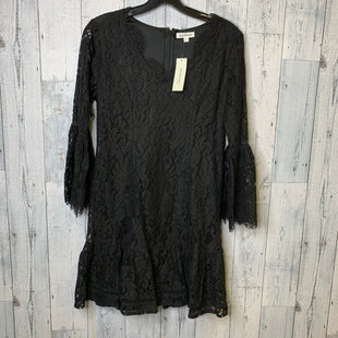 Primary Photo - BRAND: BLU PEPPER STYLE: DRESS SHORT LONG SLEEVE COLOR: BLACK SIZE: S SKU: 176-176134-4118