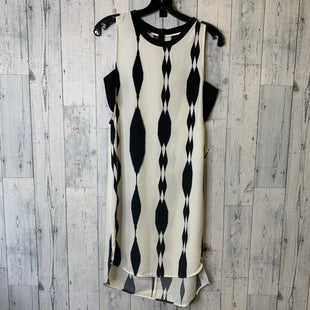 Primary Photo - BRAND: TROUVE STYLE: DRESS SHORT SLEEVELESS COLOR: BLACK WHITE SIZE: XS SKU: 176-176134-3461