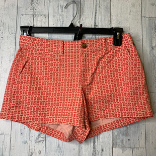Primary Photo - BRAND: GAP O STYLE: SHORTS COLOR: CORAL SIZE: 0 SKU: 176-176114-36855