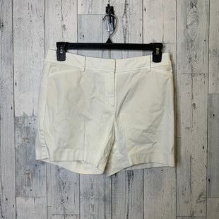 Primary Photo - BRAND: TALBOTS STYLE: SHORTS COLOR: WHITE SIZE: 8 SKU: 176-17641-39524