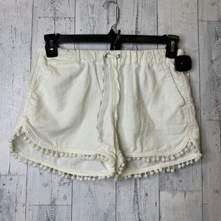 Primary Photo - BRAND: J CREW STYLE: SHORTS COLOR: WHITE SIZE: XXS SKU: 176-17641-38649