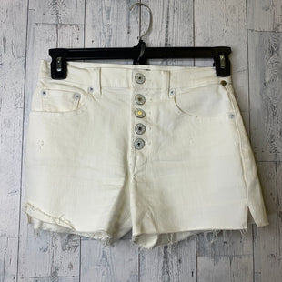 Primary Photo - BRAND: GAP STYLE: SHORTS COLOR: WHITE SIZE: 2 OTHER INFO: 26 SKU: 176-17684-47597