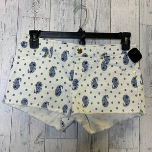 Primary Photo - BRAND: JUICY COUTURE STYLE: SHORTS COLOR: WHITE SIZE: 6 SKU: 176-176121-22109
