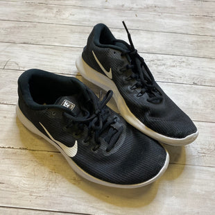 Primary Photo - BRAND: NIKE STYLE: SHOES ATHLETIC COLOR: BLACK SIZE: 10 SKU: 176-176122-15581