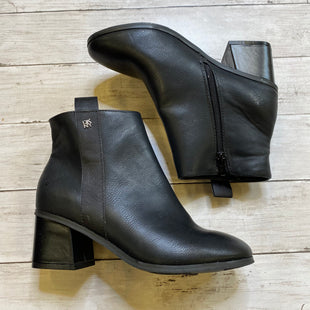Primary Photo - BRAND: DKNY STYLE: BOOTS ANKLE COLOR: BLACK SIZE: 5 SKU: 176-176124-24367
