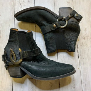 Primary Photo - BRAND: FREE PEOPLE STYLE: BOOTS ANKLE COLOR: BLACK SIZE: 6.5 SKU: 176-176121-24776