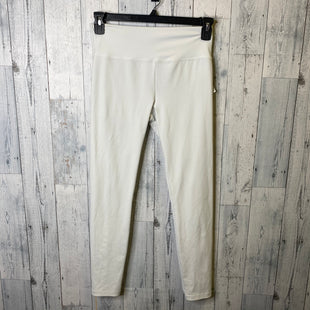 Primary Photo - BRAND: FABLETICS STYLE: ATHLETIC PANTS COLOR: WHITE SIZE: M SKU: 176-176124-24234