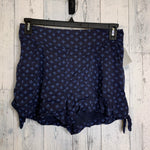 Primary Photo - BRAND: FREE PEOPLE <BR>STYLE: SHORTS <BR>COLOR: NAVY <BR>SIZE: S <BR>SKU: 176-176114-31261