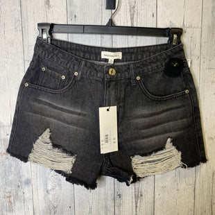 Primary Photo - BRAND:    CLOTHES MENTOR STYLE: SHORTS COLOR: DENIM SIZE: M OTHER INFO: DANCE & MARVEL - SKU: 176-176150-2568