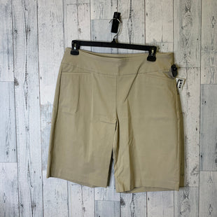 Primary Photo - BRAND: ATTYRE STYLE: SHORTS COLOR: CREAM SIZE: 14 SKU: 176-17684-47521