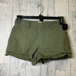 Primary Photo - BRAND: GAP STYLE: SHORTS COLOR: OLIVE SIZE: 2 SKU: 176-176122-17408