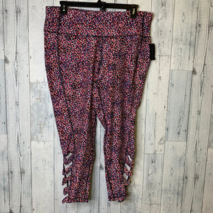 Primary Photo - BRAND: LANE BRYANT STYLE: ATHLETIC PANTS COLOR: PINK SIZE: 2X OTHER INFO: 22/24 SKU: 176-176124-26199