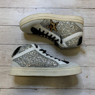 Primary Photo - BRAND:    CLOTHES MENTOR STYLE: SHOES FLATS COLOR: SILVER SIZE: 7 OTHER INFO: JOLIMALL - SKU: 176-176122-20631