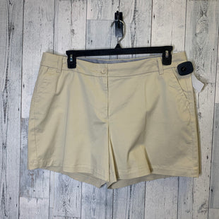Primary Photo - BRAND: CROWN AND IVY STYLE: SHORTS COLOR: TAN SIZE: 16 SKU: 176-176140-2733