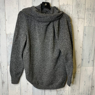 Primary Photo - BRAND: TAHARI STYLE: SWEATER LIGHTWEIGHT COLOR: GREY SIZE: L SKU: 176-176122-18700