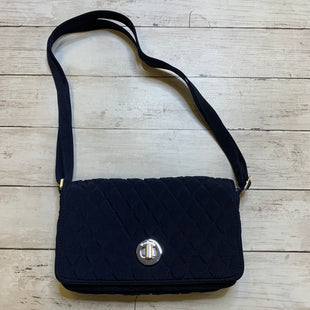 Primary Photo - BRAND: VERA BRADLEY STYLE: HANDBAG COLOR: NAVY SIZE: SMALL SKU: 176-176124-26223