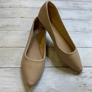 Primary Photo - BRAND: A NEW DAY STYLE: SHOES FLATS COLOR: CREAM SIZE: 9 SKU: 176-176121-23506