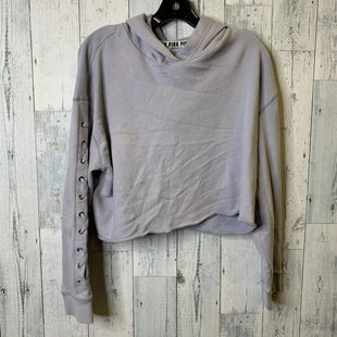 Primary Photo - BRAND: PINK STYLE: SWEATSHIRT HOODIE COLOR: GREY SIZE: L SKU: 176-176124-26154