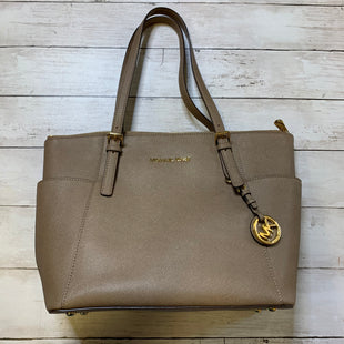 Primary Photo - BRAND: MICHAEL KORS STYLE: HANDBAG DESIGNER COLOR: BROWN SIZE: MEDIUM SKU: 176-176114-36512