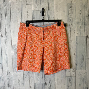 Primary Photo - BRAND: CROWN AND IVY STYLE: SHORTS COLOR: ORANGE SIZE: 14PETITE SKU: 176-17684-45714