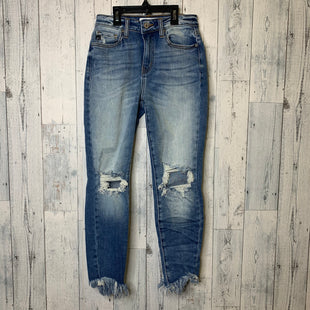 Primary Photo - BRAND: KANCAN STYLE: JEANS COLOR: DENIM SIZE: 2 SKU: 176-17641-39434