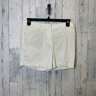 Primary Photo - BRAND: TALBOTS STYLE: SHORTS COLOR: WHITE SIZE: 8 SKU: 176-17641-39514