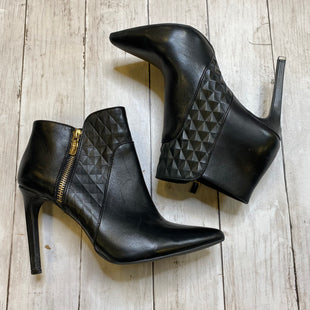 Primary Photo - BRAND: BCBG STYLE: BOOTS ANKLE COLOR: BLACK SIZE: 8.5 SKU: 176-176140-2328