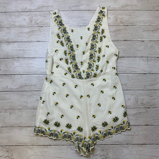 Primary Photo - BRAND: FREE PEOPLE STYLE: SHORTS SET COLOR: WHITE SIZE: S OTHER INFO: 4 SKU: 176-17641-39548