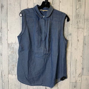 Primary Photo - BRAND: LOFT STYLE: TOP SLEEVELESS COLOR: DENIM SIZE: M SKU: 176-176153-26