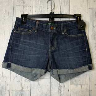 Primary Photo - BRAND: J CREW STYLE: SHORTS COLOR: DENIM SIZE: 2 SKU: 176-176150-4877