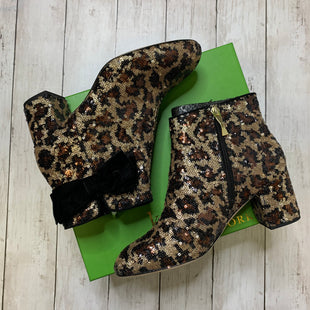Primary Photo - BRAND: KATE SPADE STYLE: BOOTS ANKLE COLOR: ANIMAL PRINT SIZE: 7 SKU: 176-176122-20250