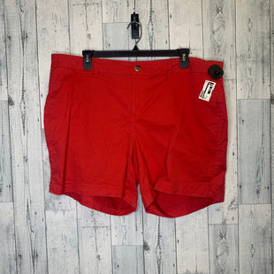 Primary Photo - BRAND: OLD NAVY STYLE: SHORTS COLOR: RED SIZE: 20 SKU: 176-176134-3508