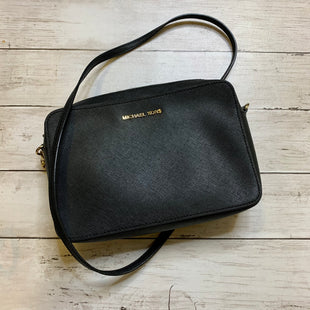 Primary Photo - BRAND: MICHAEL KORS STYLE: HANDBAG DESIGNER COLOR: BLACK SIZE: MEDIUM SKU: 176-176114-38469