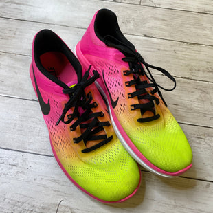Primary Photo - BRAND: NIKE STYLE: SHOES ATHLETIC COLOR: PINK SIZE: 9 OTHER INFO: AS IS SKU: 176-176124-19079
