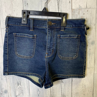 Primary Photo - BRAND: FREE PEOPLE STYLE: SHORTS COLOR: DENIM SIZE: 4 OTHER INFO: 27 SKU: 176-176134-4268