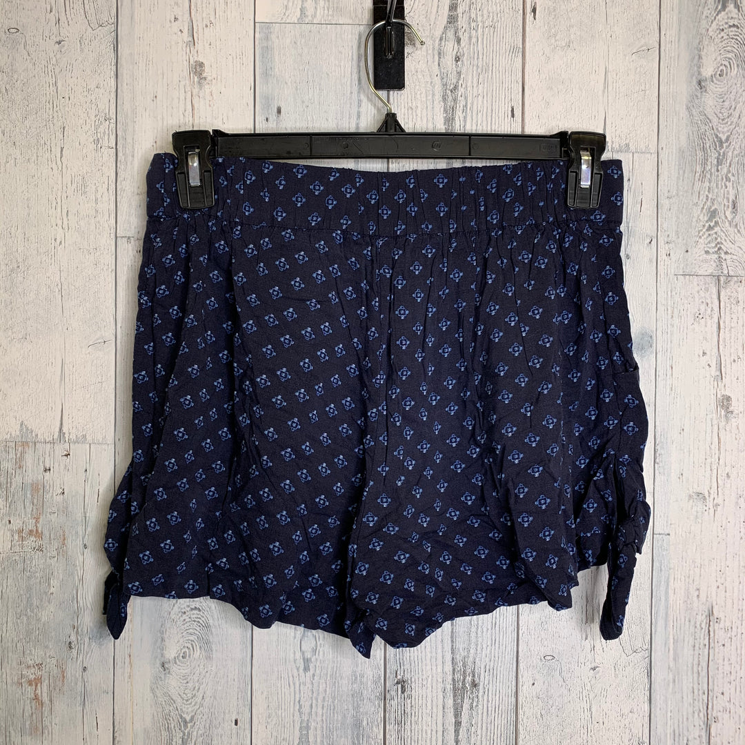 Photo #1 - BRAND: FREE PEOPLE <BR>STYLE: SHORTS <BR>COLOR: NAVY <BR>SIZE: S <BR>SKU: 176-176114-31261